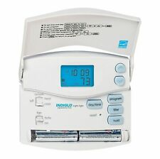 Hunter 44260 Set and Save 5+1+1 Programmable Thermostat - White - INC. BATTERIES