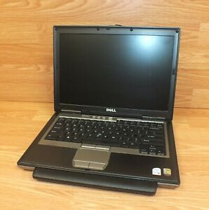 **FOR PARTS** Genuine Dell PP18L Latitude D620 Personal Computer Laptop *READ*