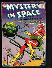 Mystery In Space #60 ~ Adam Strange ~ 1960 (3.0) WH