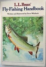 L.L.BEAN FLY-FISHING HANDBOOK Trout Salmon Tackle Flies American Angling