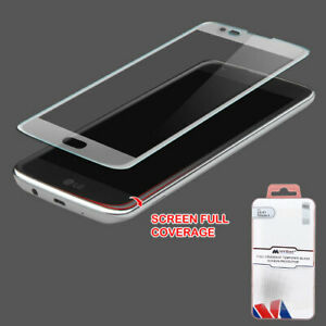 For LG K7 Tribute 5 Full Coverage Tempered Glass/Translucent Frosted
