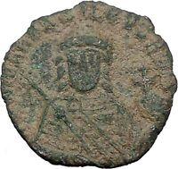 ROMANUS I Lecapenus 920AD Authentic Ancient Medieval Byzantine Coin Item: i47798