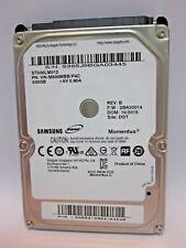 "DISCO DURO HDD SAMSUNG ST500LM012 500 GB 2.5"" SETTORI DANNEGGIATI PCB OK"