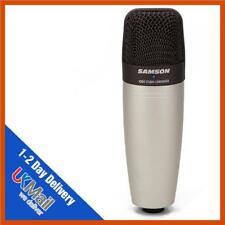 Samson C01 Studio Large Diaphragme Microphone À Condensateur | voix et instruments