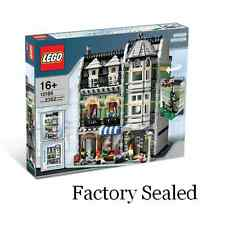 ☆NEW☆ NISB Lego Creator 10185 GREEN GROCER  FACTORY SEALED BOX!