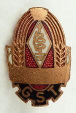 GST687d-2 In Bronze vgl. Band VII Nr. 687 d Amateurfunk Leistungsabzeichen