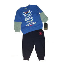 Ropa, calzado y complementos azul Converse para bebés
