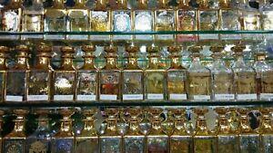 NEW DUBAI ATTARS High Quality Long Lasting Oil Perfumes 100% Alcohol Free SALE