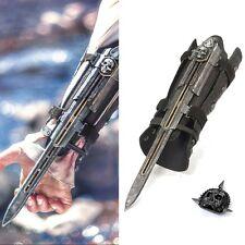 Assassins Creed IV 4 Black Flag Pirate Hidden Blade Gauntlet Cosplay Replica