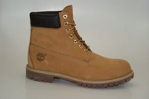 Timberland 6 Inch Premium Boots Men Lace up Boots Waterproof Boots 10061