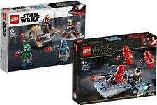 LEGO Star Wars 75267 Mandalorianer 75266 Sith Troopers  N1/20