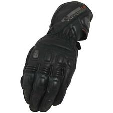 Oxford Knuckles Leather Waterproof Motorcycle Gloves