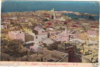 Algérie - ALGER - Vue prise de la Casbah   (i537)