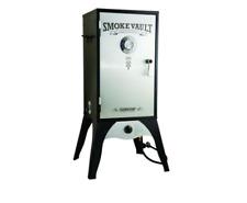 Camp Chef Smoke Vault 18 in. Propane Vertical Gas Smoker 2 Racks 20-lb Cylinder