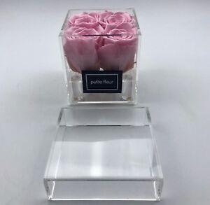 ❤️ Exklusive Acryl-Rosenboxen🌹 mit Infinity Rosen als haltbares Geschenk