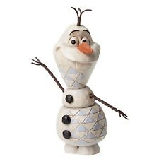 Jim Shore-Disney Traditions Frozen / Die Eiskönigin *Olaf Mini Figur*-NEU & OVP