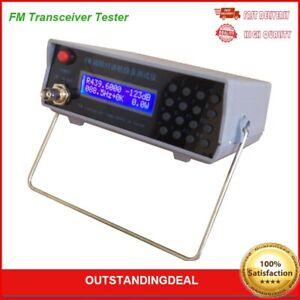 FM Transceiver Tester Comprehensive Walkie Talkie Tester For U/V 2-Way  FM Radio