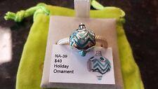 Authentic Chamilia Holiday Ornament Christmas Charm