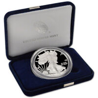 2018-W American Silver Eagle Proof