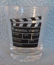Universal Studios Director Clapperboard Souvenir Shot Glass