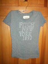 Girl's Size medium Grey Abercrombie & Fitch T Shirt