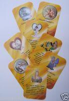 Elfen - Orakelkarten 32 Karten mit Bedeutung Wahrsagekarten Kartenlegen können