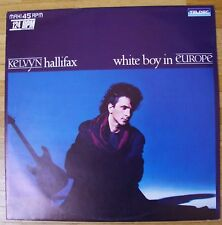 "KELVYN HALLIFAX White Boy In Europe 12""-Maxi/GER"