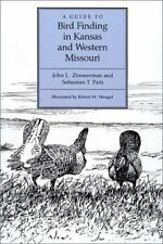A Guide to Bird Finding in Kansas and Western Missouri