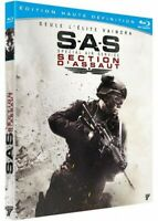 S.A.S Section d'assaut BLU-RAY NEUF SOUS BLISTER
