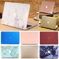 "Marble Stone Matte Hard Case Cover Protective Skin for MacBook AIR PRO 13"" 13.3"""