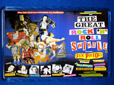 The Sex Pistols-Swindle Poster Fridge Magnet Stranglers