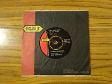 """Sounds Orchestral - Cast Your Fate To The Wind (Piccadilly 1964) 7"""" Single"""