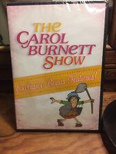 The Carol Burnett TV Show: Exclusive Bonus Features Movie, Comedy New,
