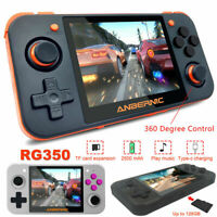 "3.5"" RG350 IPS Handheld Game Console Portable Video Game Player+32GB Memory Card"