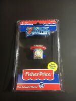 Worlds Smallest SI505 Fisher Price Classic Toy Story Chatter Phone