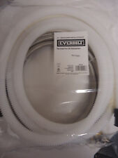 Everbilt 10' Dishwasher Installation Kit with Drain Hose Fits Small Port GE