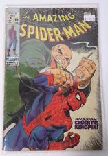 Marvels Vintage The Amazing Spider-Man comic book ASM 69 #2