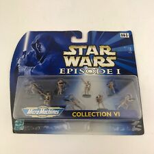 Star Wars Micro Machines Episode 1 Collection IV 4 The Phantom Menace Sith