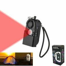 Infrared Motion Detector Sensor Alarm Ghost Hunting Paranormal Self Defence