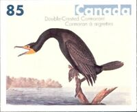 Canada   #  2099i   DOUBLE BREASTED CORMORANT    New 2005 Die Cut Issue
