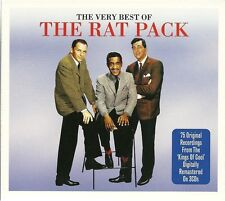 THE VERY BEST OF THE RAT PACK - 3 CD BOX SET Remastered