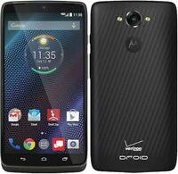 New Motorola DROID Turbo XT1254 Black (Verizon)(Tmobile) 4G/GSM Unlocked