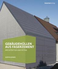 Gebäudehüllen aus Faserzement - Gudrun Krämer - 9783782805308 PORTOFREI