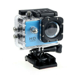 500W Waterproof Action Sports Camera Full HD 1080P Mini DV Video Helmet DVR Cam