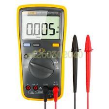 Fluke 12E+ Auto Range Digital Multimeter AC/DC Voltage Current Tester with Bag