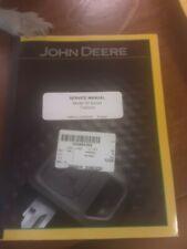 SERVICE MANUAL FOR JOHN DEERE MODEL 50 TRACTOR SM-2010