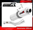 R 1100 GS Exhaust ROUND Dominator Racing silencer muffler