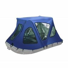 ALEKO Winter Waterproof Canopy for BT320 Inflatable Boat Blue Color