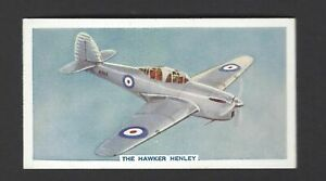 UNITED KINGDOM - AIRCRAFT - #32 THE HAWKER HENLEY