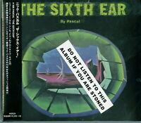 NIK PASCAL-THE SIXTH EAR-IMPORT CD WITH JAPAN OBI F56